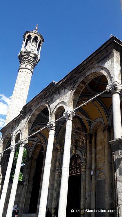 mosquée Aziziye de Konya, un mélange de style ottoman et baroque