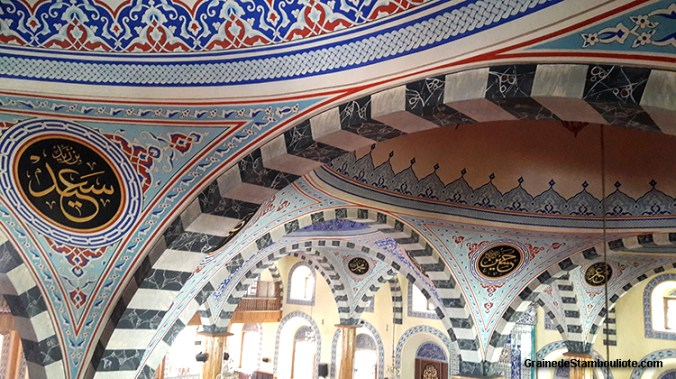 mosquee Kapi ou Kapu de Konya