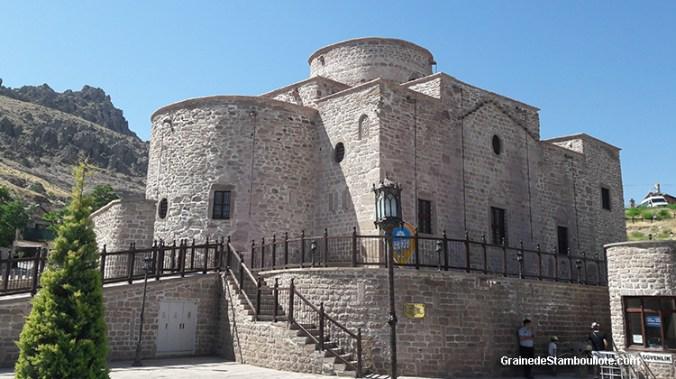 Eglise sainte-Hélène de Sille, Aya Elena, près de Konya, Turquie