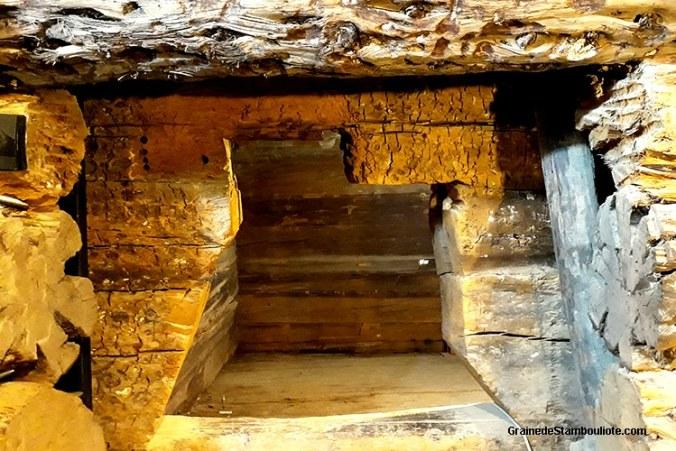tombeau du Roi Midas, Tumulus, Chambre funéraire, Phrygie, Gordion, Polatli