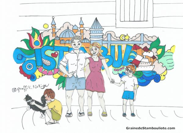 expat Istanbul, vivre à Istanbul, une famille à Istanbul, graine de stambouliote