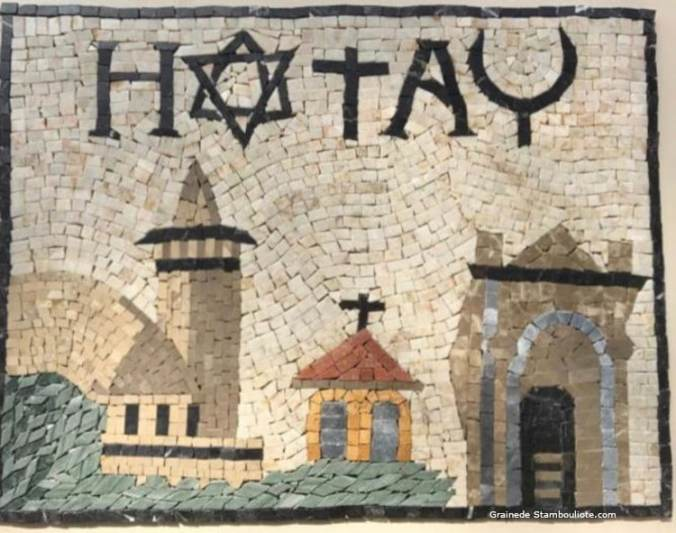 Hatay, Antakya, Juif, Chrétien, Musulman