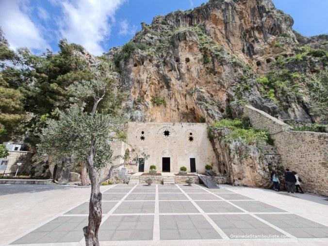 grotte Saint-Pierre Antakya, Antioche, Hatay, Turquie