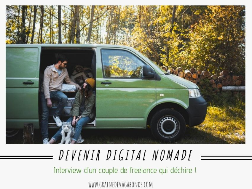 devenir digital nomade