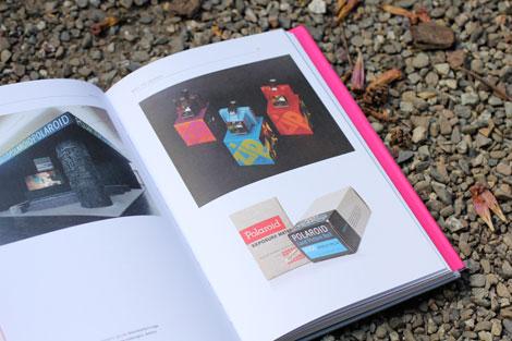 polaroid book