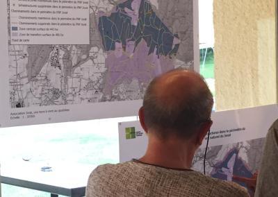 Conception et animation d'ateliers participatifs pour le Parc naturel du Jorat