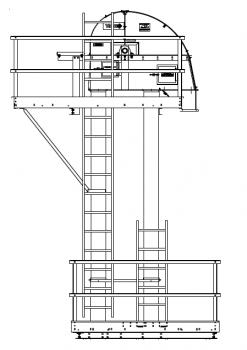 Grain Belt Conveyors Grain Loop Systems Wiring Diagram