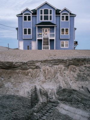 outer banks climate change