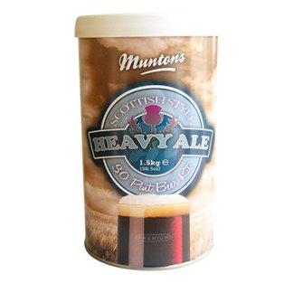 Пивной экстракт Muntons Scottish Heavy Ale