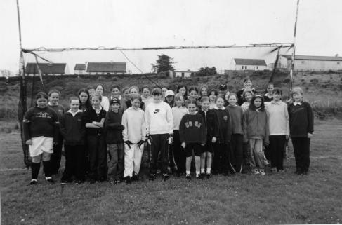 04 FIRST EVER UNDERAGE TRAINING SESSION