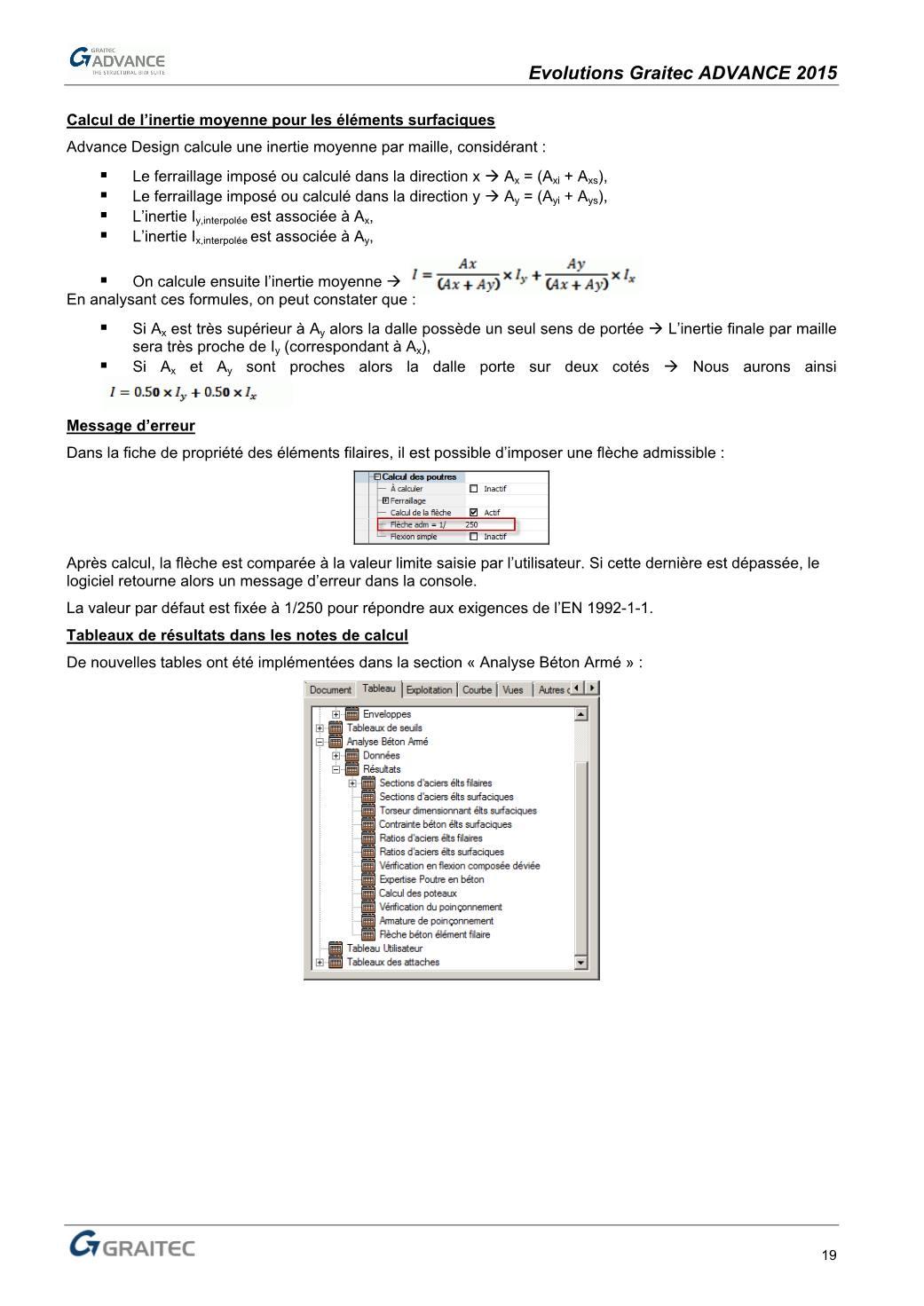 Calcul Poutre Courbe