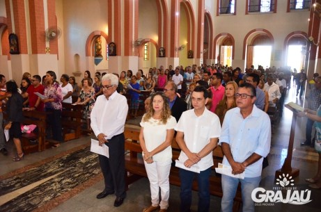 Missa pelos 207 anos de Grajaú 06
