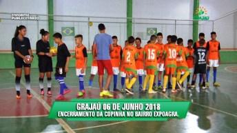 1 Copinha de Futsal Grajau 05