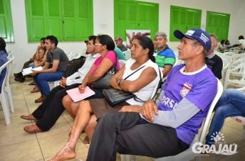 16 assentamentos recebem servicos sociais da prefeitura e INCRA 10
