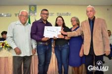 Camara de vereadores entrega Titulo de Cidadao Grajauense 07