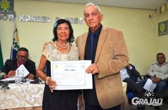 Camara de vereadores entrega Titulo de Cidadao Grajauense 20