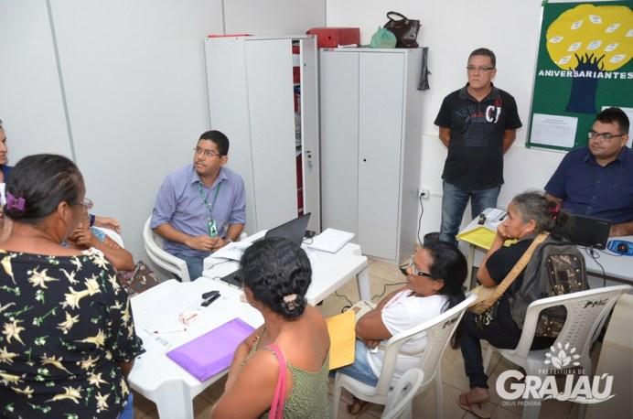 Parceria da Prefeitura e INCRA beneficia assentados em Grajau 12