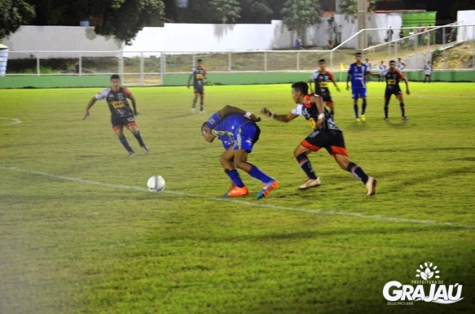 1 Copa Maranhao do Sul Grajau X Acailandia 03