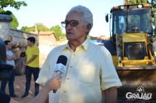 Grajau recebe duas ambulancias do SAMU e uma retroescavadeira 05