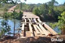 Prefeitura constroi ponte da Aldeia Bacurizinho 04