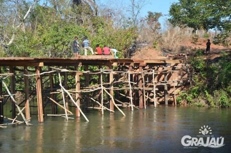 Prefeitura constroi ponte da Aldeia Bacurizinho 09