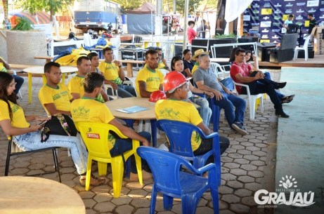Prefeitura de Grajau realiza cursos na Expoagra 10