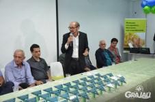 Prefeitura participa inauguracao Sicoob Grajau 01