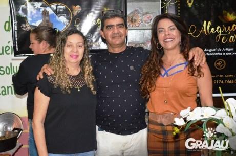 Stand da prefeitura de Grajaú na Expoagra 04