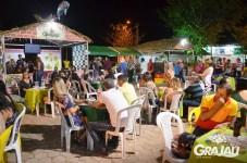 Stand da prefeitura de Grajaú na Expoagra 09