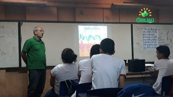 Palestra escolas com tecnicos da SECAP 01