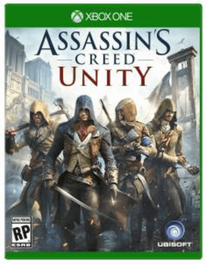 Assassin's Creed Unity na Xbox One za 4.39 zł – cdkeys