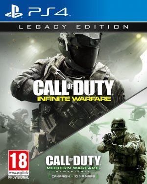 Call of Duty: Infinite Warfare Legacy Edition na PS4 za 79,99 zł – Empik