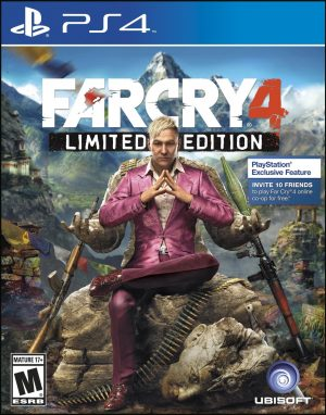 Far Cry 4 na PS4 za 59 zł – RTV EURO AGD