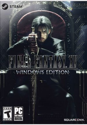 Final Fantasy XV: Windows Edition za 89,99 zł w sklepie Microsoftu