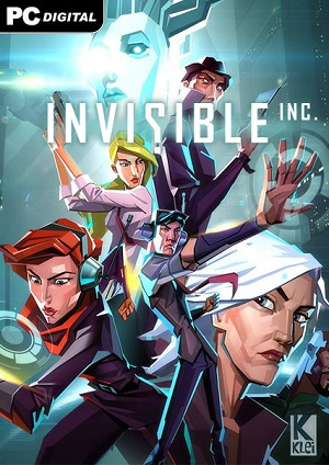 Oferta dnia: Invisible, Inc. – Steam