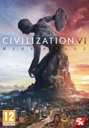 Sid Meier's Civilization VI 6 – Rise and Fall za 58.66 zł w Voidu
