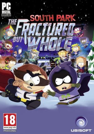 South Park: The Fractured But Whole Gold Edition  za 62.31 zł w CDKeys
