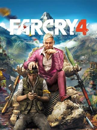 Far Cry 4 za 41.68 zł w GAMIVO