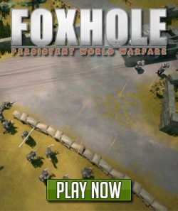 Oferta dnia: Foxhole – Steam