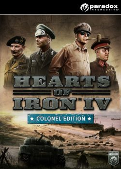 Hearts of Iron IV – Cadet Edition za 27.41 zł w Gamivo