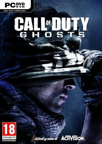 Call of Duty: Ghosts za 18.37 zł w CDKeys