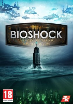 BioShock: The Collection za 32.80 zł w CDKeys