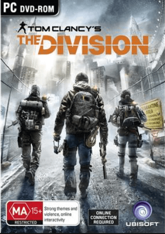 Tom Clancy's The Division za 35.92 zł w GMG