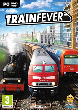 Oferta dnia: Train Fever – Steam
