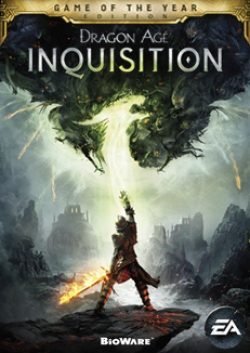 Dragon Age Inquisition – Game of the Year Edition za 31.80 zł w CDKeys