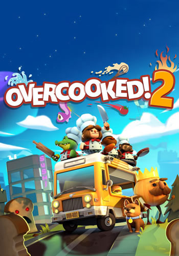 Fanatical Star Deal – Overcooked! 2