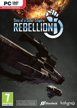 Sins of a Solar Empire: Rebellion – za darmo w Humble Bundle