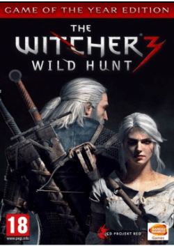 The Witcher 3 Wild Hunt GOTY za 45.79 zł w CDKeys