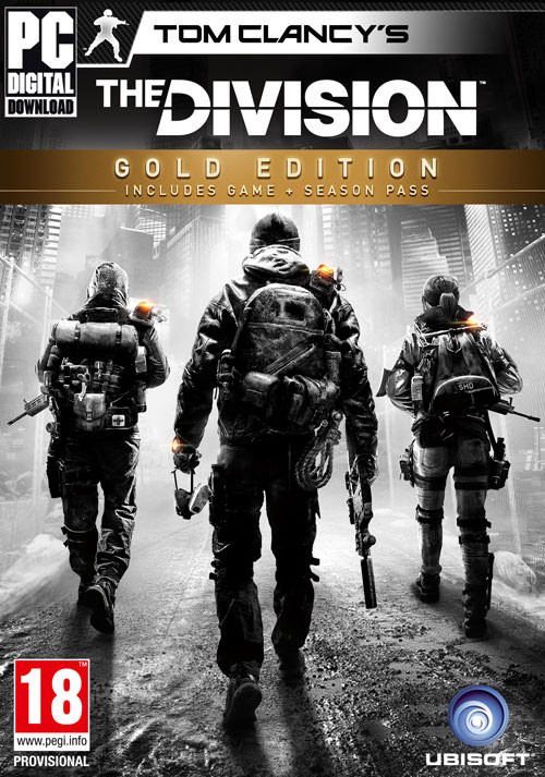 Tom Clancy's The Division Gold Edition za 62.42 zł w Gamesplanet