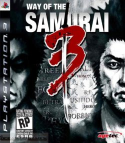 Way of the Samurai 3 za 17.99 zł na GOG-u